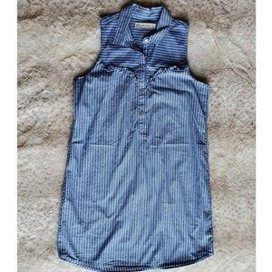 Abercrombie & Fitch pinstripe dress